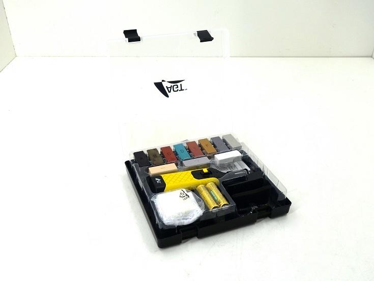 Bodenreparatur-Set für Fliesen und Kacheln; 11 Farben