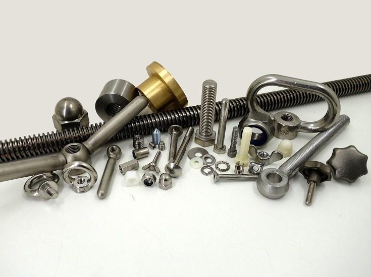 Verbindungstechnik / Schrauben