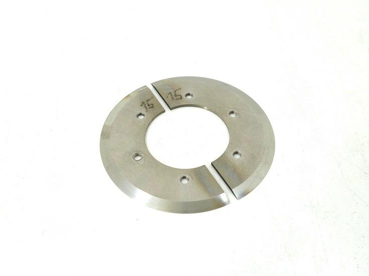 Messer / Kreismesser 90 x 42 x 2 mm, geteilt, für MULTIVAC