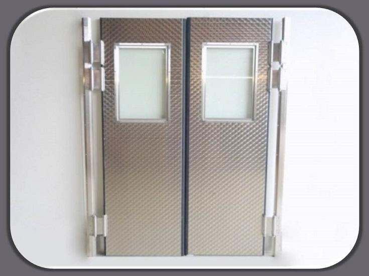 Kühlraumtüren/ Tore