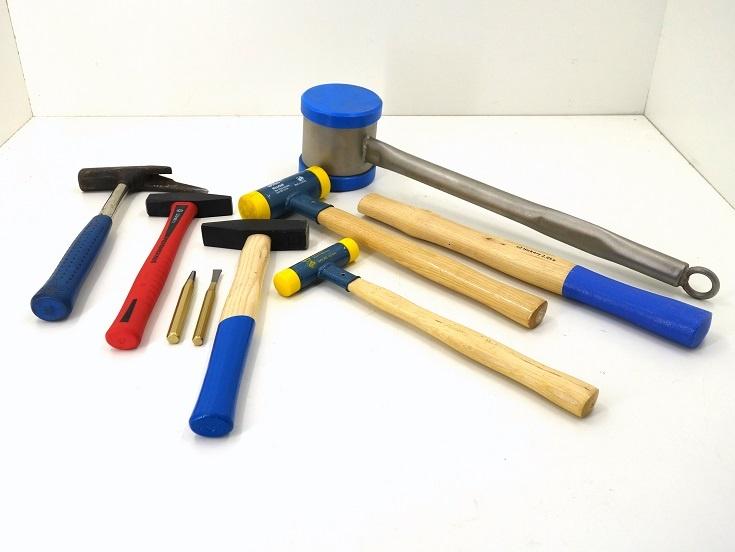 Hammer / Meißel / Durchschläge