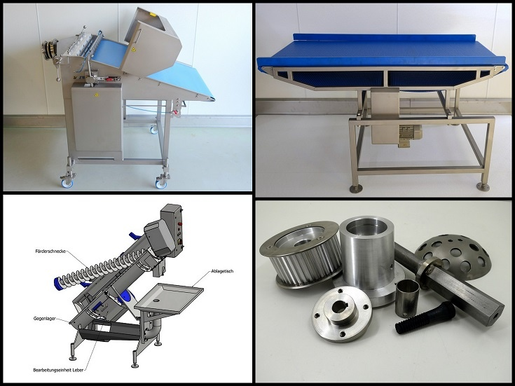 Maschinen / Ersatzteile