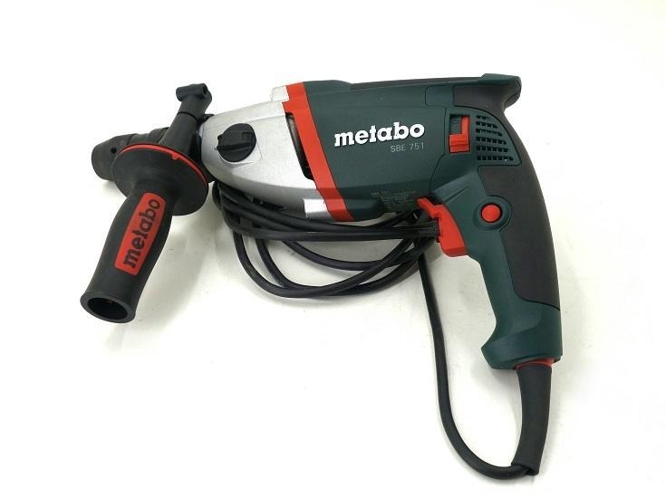 Schlagbohrmaschine METABO SBE 751