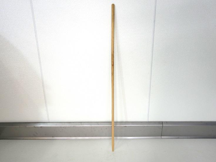 Gerätestiel/ Besenstiel 24 mm x 1400 mm; Holz