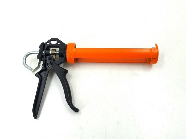 Silikonpistole für 310 ml; schwere Skelettform